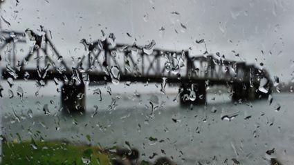 Severe Rain Warning For Western BOP
