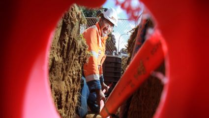 Ultra-Fast Broadband Nearly Complete In Tauranga