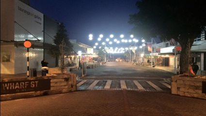 The Wharf St Dining Precinct Events