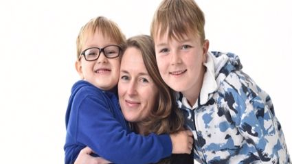Modelling Helps Bay Mum Build Her Confidence