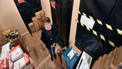 Toxic Black Mould Found At Tauranga City Foodbank