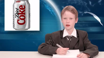 Kids News: Alternatives To Diet Coke