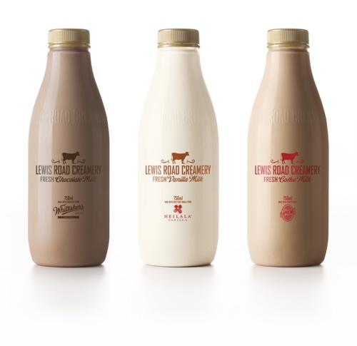 Lewis Road Chocolate Milk South Island