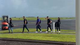 PHOTOS: All Blacks To The Nation: New Plymouth