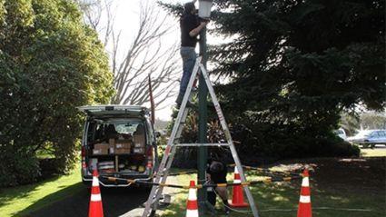 NEWS: New Lighting For Tongariro Domain