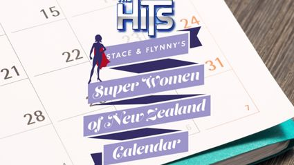 Super Women of New Zealand Calendar Finalists