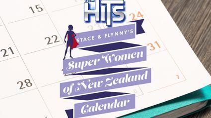 Super Women of New Zealand Calendar Finalists