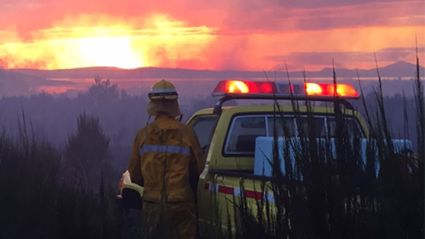 NEWS: Recruits Needed For New Fire Force