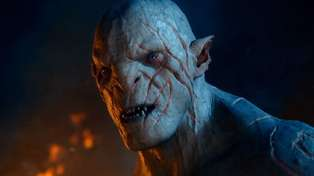 Azog the Defiler was the main villain in The Hobbit. Bennett played him via motion capture. Photo- Warner Bros