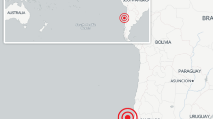 Tsunami Warning For NZ After Strong Earthquake Shakes Chile