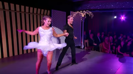 Bindi Irwin Continues Her Amazing Run on DWTS US With Incredible Dirty Dancing Routine