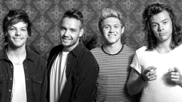 After loosing a member, One Direction don't seem to be slowing down!