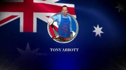 Tony Abbott Parody