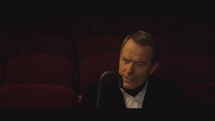 Bryan Cranston - Disappearing Englishman in Neverland music vid
