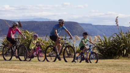 NEWS: Taupo Riding High in Cycling Noms