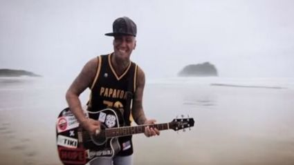 New Song/Video: Tiki Taane - 'No Place Like Home' - All About The BOP!