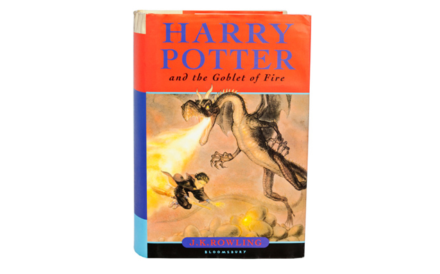 Harry Potter Book Worth Money : Your old harry potter books could be worth a bit of money