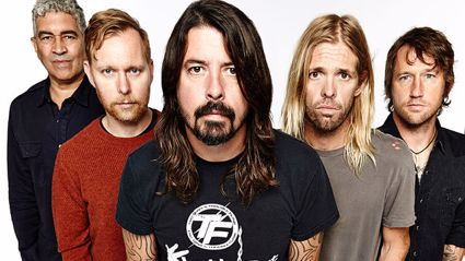 Foo Fighters respond to break-up reports
