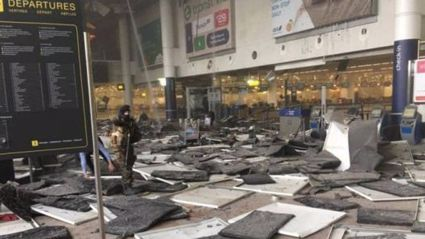 Breaking : Terror in Brussels