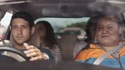 This Awkward NZ Advert Will Make You Think Twice About Texting & Driving