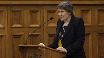 Helen Clark Goes For Top UN Job, John Key Shows Support