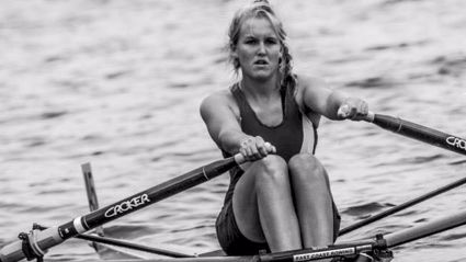 Listen: Martin and Sarah chat to HB Rower Jess Turfrey