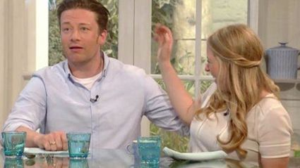 Jamie Oliver Shocks Viewers With Rude Jokes to Female Presenter on TV Show