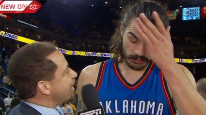 Steven Adams Forced To Apologise For 'Little Monkeys' Comment