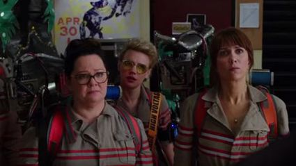 Video: New 'Ghostbusters' Trailer Will Deflate The Haters