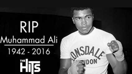 Muhammad Ali Has Died