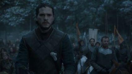 Jon Snow vs. Ramsay Bolton (For Liv's Fellow GOT Geeks)