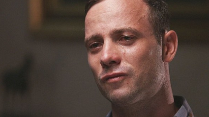 Oscar Pistorius Describes The Night of Reeva's Death in First TV Interview
