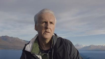Director James Cameron Fronts New $11M Tourism NZ Ad