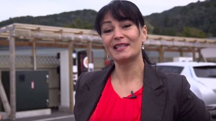 Watch: Charmaine Finds Out About Electric Cars Taking Off In Northland