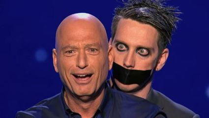 'Tape Face' Turns Judge Into A Puppet In Latest America's Got Talent Performance