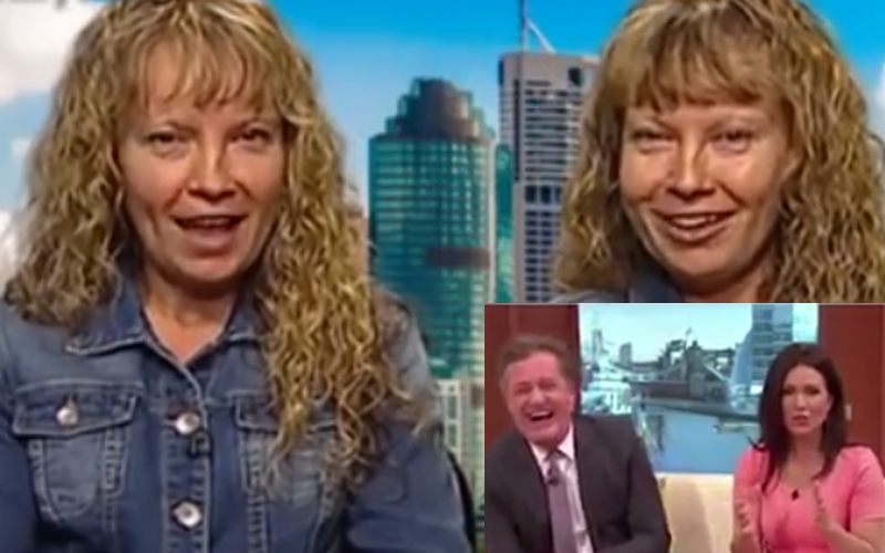 Piers Morgan Loses It During Interview With Twins Who Speak at the Same Time