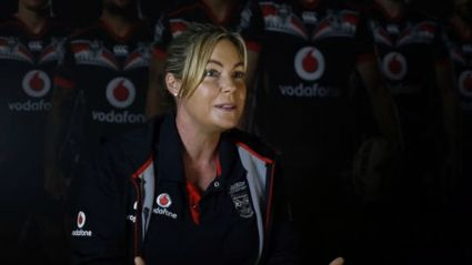 Watch: The Warriors Set To Recognise Women In Rugby League