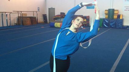 THE OLYVPIC GAMES - Rhythmic Gymnastics