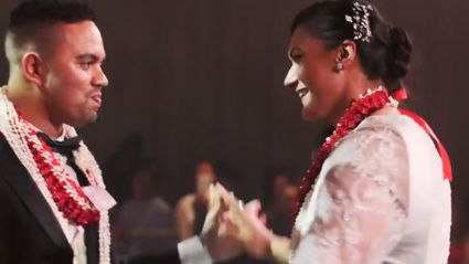 Watch: Valerie Adams Gushes Over Husband In Lead Up To Olympics