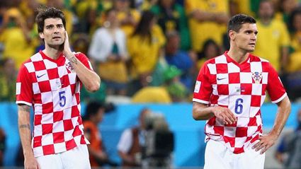 Croatia Shuns World Cup Media as Nude Photos of Team Members Spread!