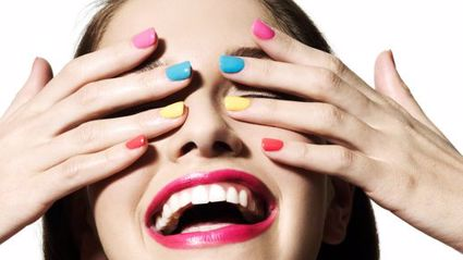 Here's The Most Popular Nail Polish Colour on Pinterest