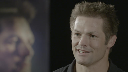 Kerre McIvor Chats With Richie McCaw About 'Chasing Great'