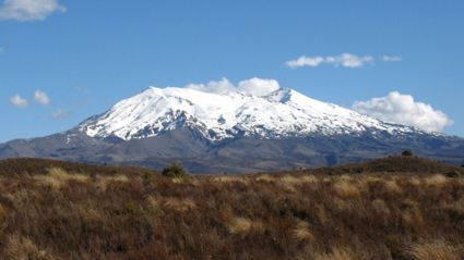 Ruapehu Heating Up
