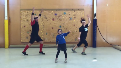 Callum and P's - Kids Choreography