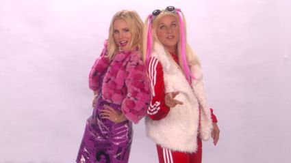 Ellen Degeneres and Kristen Bell Audition for the Spice Girls and it's Equally Hilarious as it is Terrible