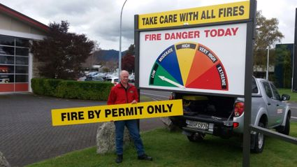 LISTEN: Fire Permits Now Needed In Taupo