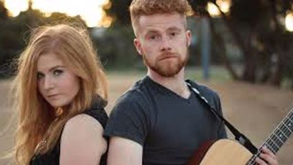 Listen - James and Liv chat to Brentwood Duo