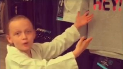Video: 8-yr-old Girl Perfectly Destroys Gendered Clothing Stereotypes in 2 Minutes