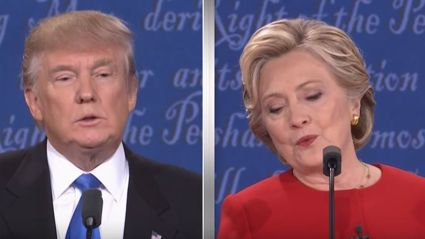 This Bad Lip Reading Version of the US Presidential Debate is HILARIOUS