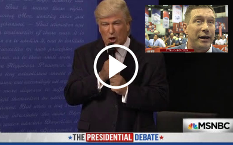 Watch: Alec Baldwin's Brother Reveals Why He Doesn't Like His Donald Trump Impression
